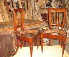 Restauro mobili antichi for Mobili antichi 1800